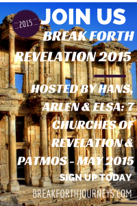 Break Forth Revelation