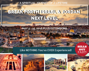 Break Forth Israel NEXT Level MAY 2016 (3)