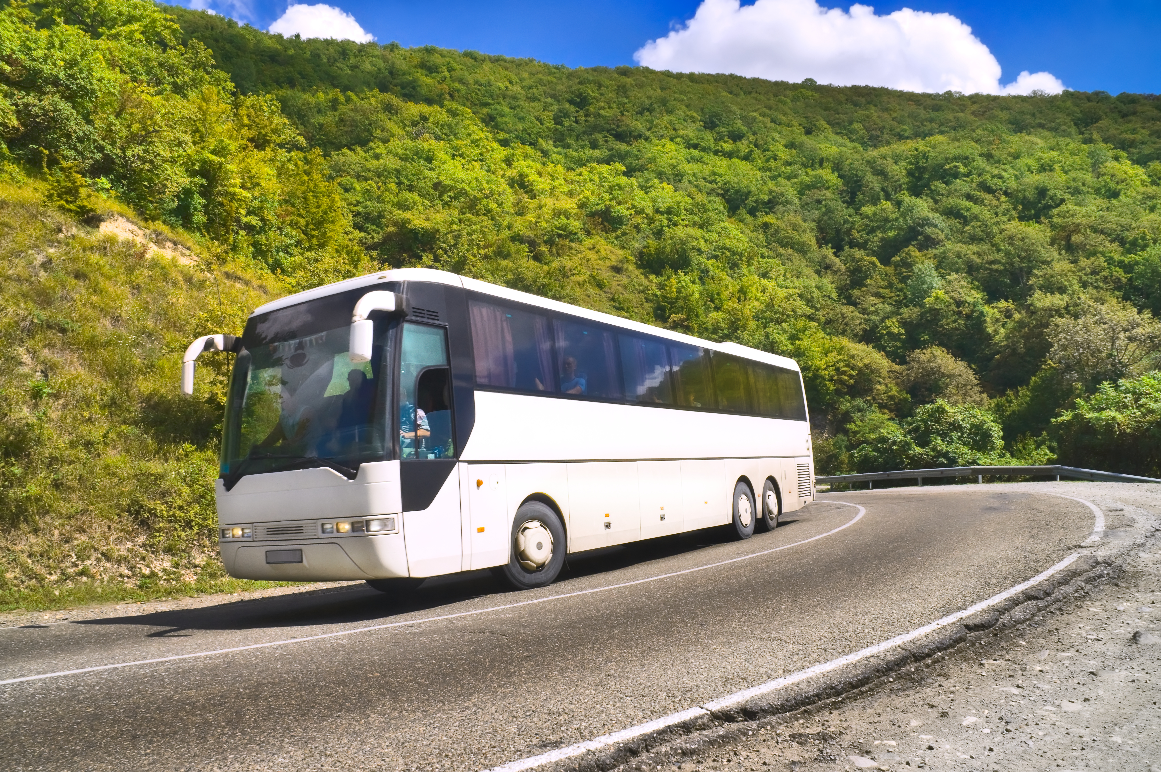 how to become a tour bus driver
