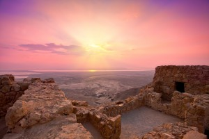Masada Entrance & Cable Car Included on Our Tour