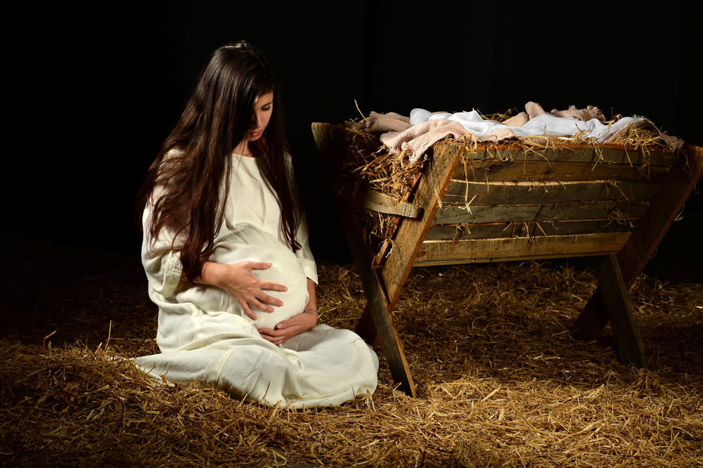 was jesus born on christmas day
