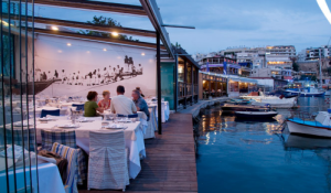 Athens Seaside Restaurant